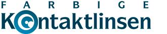 Farbige Kontaktlinsen Logo